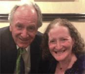 Tom Harkin and Rhonda Neuhaus