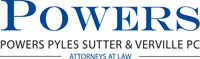 Powers Pyles Sutter and Verville PC. Attorneys at Law.