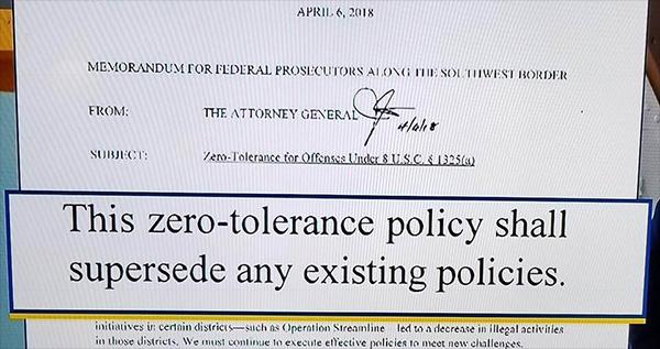 Zero Tolerance for the Trump Administration's Detention ...